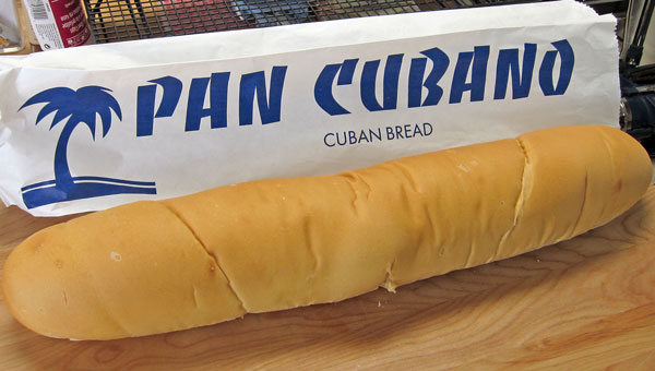 Pan Cubano Con Mantequilla Cuban bread ( pan cubano ) recipes ...