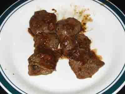 bistec relleno