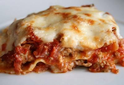 Lasagna al Horno