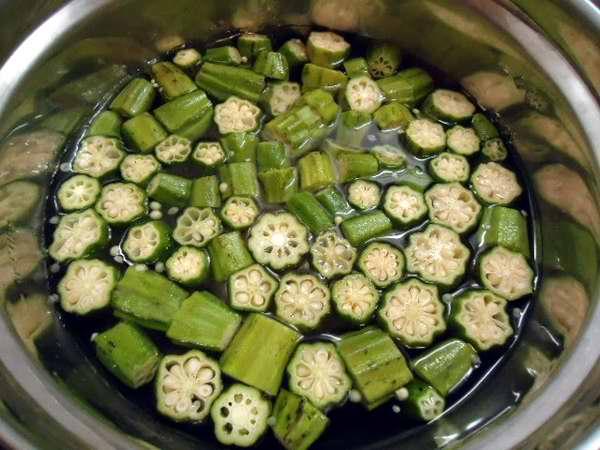 arroz con jamon y quimbobo