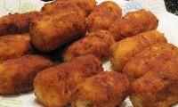 croquetas de pollo calle obispo