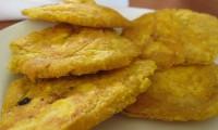 tostones de platano cubanos