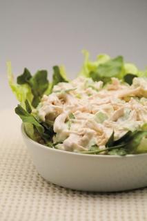 Receta para ensalada-pollo. Gloton Cubano
