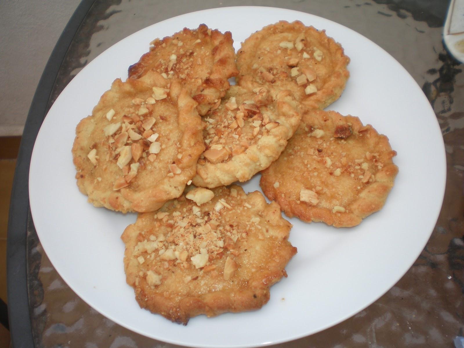 torticas de almendras